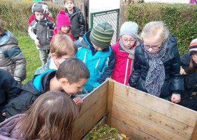 Sensibilisation des élèves sur les pratiques éco-responsables